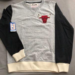 Chicago Bulls Crewneck Sweatshirt
